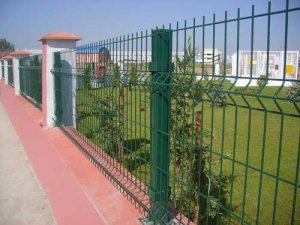 Classical Fence